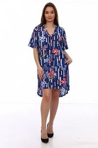 Платье-рубашка женское
